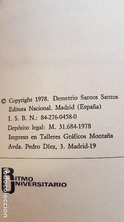 Libros de segunda mano: INVESTIGACIONES SOBRE ASTROLOGIA. DEMETRIO SANTOS SANTOS. VOLUMEN II. EDITORA NACIONAL. 1978 - Foto 3 - 263203475