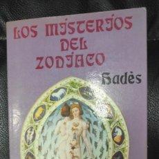 Libros de segunda mano: LOS MISTERIOS DEL ZODIACO ( HADES ) VISION LIBROS 1980. Lote 269268918