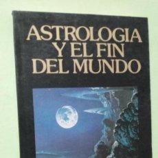 Libros de segunda mano: ASTROLOGÍA Y EL FIN DEL MUNDO. SALO W. GOSHEN. Lote 270004333