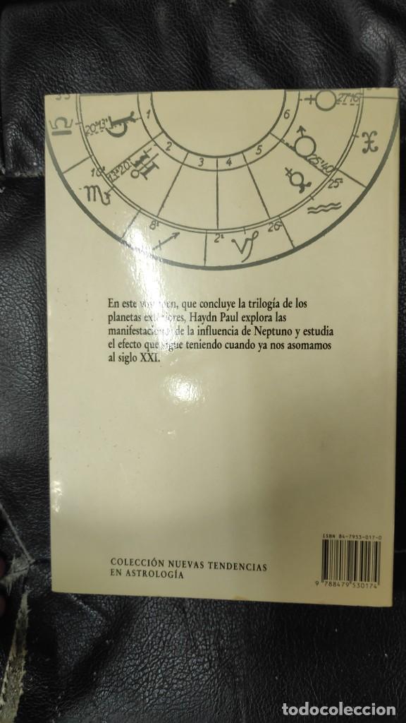 Libros de segunda mano: EL SOÑADOR VISIONARIO exploracion del neptuno astrologico ( HAYDN PAUL ) URANO 1991 - Foto 2 - 275047738