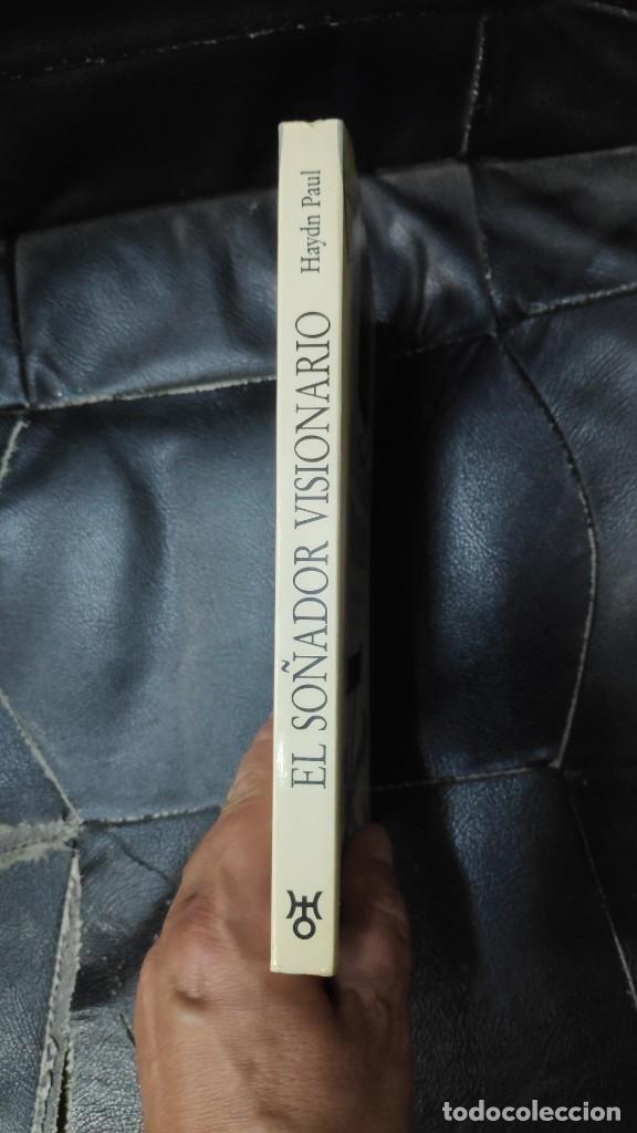 Libros de segunda mano: EL SOÑADOR VISIONARIO exploracion del neptuno astrologico ( HAYDN PAUL ) URANO 1991 - Foto 3 - 275047738