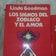 Libros de segunda mano: LOS SIGNOS DEL ZODIACO Y EL AMOR. Lote 276678933