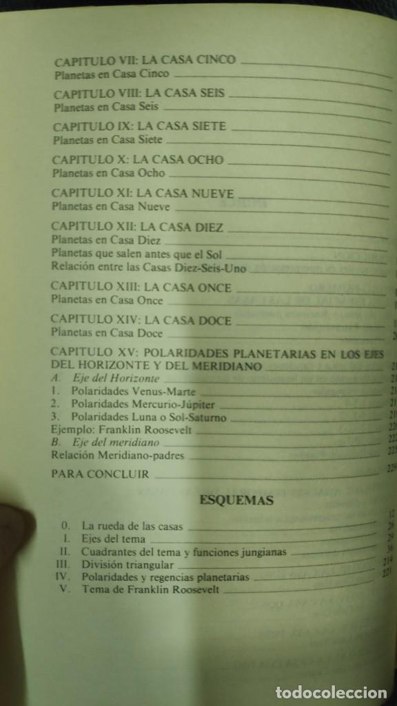 Libros de segunda mano: LA RUEDA DE LA EXPERIENCIA INDIVIDUAL LAS CASA ASTROLOGICAS ( ALEXANDER RUPERTI ) LUIS CARCAMO 1986 - Foto 5 - 277508043