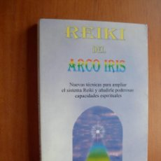 Livres d'occasion: REIKI DEL ARCO IRIS / WALTER LÜBECK. Lote 277616498