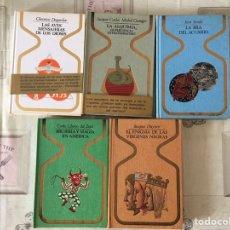 Libros de segunda mano: LIBROS SOBRE OCULTISMO, MISTERIOS Y BRUJERIA. Lote 288880833