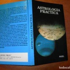 Libros de segunda mano: ASTROLOGÍA PRSCTICA / ROSA CALVO - LICE MORENO. Lote 289767543