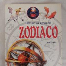 Libros de segunda mano: LIBRO DE LOS SIGNOS DEL ZODIACO. Lote 293988233