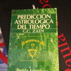 Libros de segunda mano: PREDICCION ASTROLOGICA DEL TIEMPO ( C.C. ZAIN ) REVISTA ASTROLOGICA MERCURIO -3 Nº 20 AÑO 1989. Lote 294172248