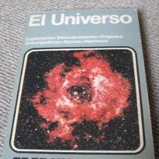 Libros de segunda mano: EL UNIVERSO. Lote 27096490