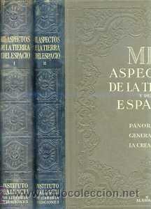 GALLACH . MIL ASPECTOS DE LA TIERRA Y DEL ESPACIO -DOS TOMOS (Libros de Segunda Mano - Ciencias, Manuales y Oficios - Astronomía)