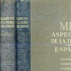 Libros de segunda mano: GALLACH . MIL ASPECTOS DE LA TIERRA Y DEL ESPACIO -DOS TOMOS . Lote 38216037