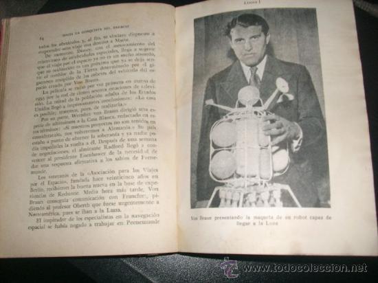 Libros de segunda mano: EL SATELITE ARTIFICIAL, por Ignacio Puig - BETS - España - 1956 - Foto 2 - 27610923