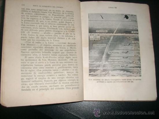 Libros de segunda mano: EL SATELITE ARTIFICIAL, por Ignacio Puig - BETS - España - 1956 - Foto 3 - 27610923