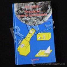 Libros de segunda mano: LIBRO - AVENTURAS CON LA ASTRONOMÍA - COLECCIÓN LABOR 16 - ILUSTRADO - CIENCIAS - ESTRELLAS SOL LUNA. Lote 28552841