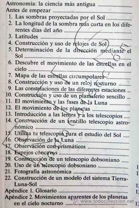 Libros de segunda mano: LIBRO - AVENTURAS CON LA ASTRONOMÍA - COLECCIÓN LABOR 16 - ILUSTRADO - CIENCIAS - ESTRELLAS SOL LUNA - Foto 2 - 28552841