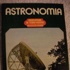 Libros de segunda mano: ASTRONOMIA (CG3). Lote 29192393
