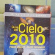 Libros de segunda mano: GUIA DEL CIELO 2010.. Lote 30781730