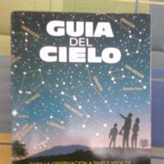 Livres d'occasion: GUIA DEL CIELO 2009.. Lote 30781759
