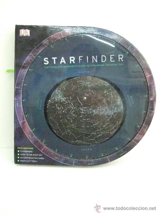STARFINDER- ASTRONOMIA - GUIA COMPLETA PARA EXPLORAR EL CIELO NOCTURNO -EN INGLES (Libros de Segunda Mano - Ciencias, Manuales y Oficios - Astronomía)