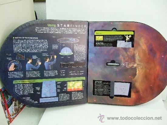 Libros de segunda mano: STARFINDER- ASTRONOMIA - GUIA COMPLETA PARA EXPLORAR EL CIELO NOCTURNO -EN INGLES - Foto 3 - 31336885