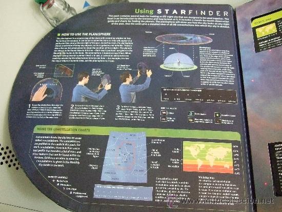 Libros de segunda mano: STARFINDER- ASTRONOMIA - GUIA COMPLETA PARA EXPLORAR EL CIELO NOCTURNO -EN INGLES - Foto 5 - 31336885