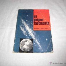 Libros de segunda mano: UN ENIGMA FASCINANTE ENSAYO SOBRE LA EVOLUCION TERRESTRE.F.SANZ VILLUENDAS.ARIEL BARCELONA 1963. Lote 40567762
