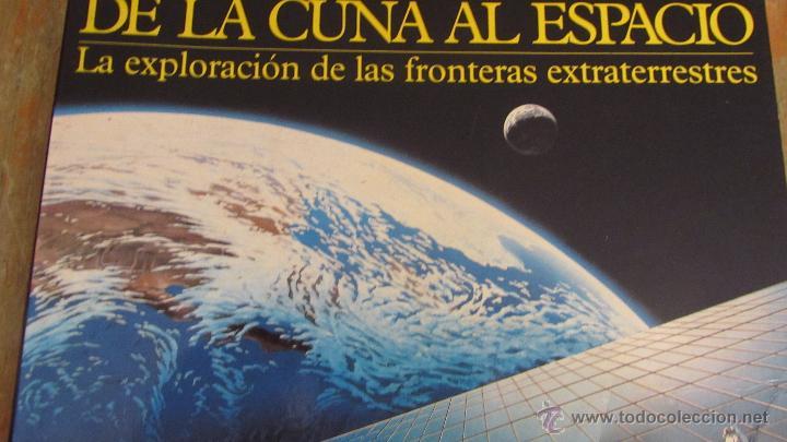 DE LA CUNA AL ESPACIO. LA EXPLORACIÓN DE LAS FRONTERAS EXTRATERRESTRES DE W. K. HARTMANN (PLANETA) (Libros de Segunda Mano - Ciencias, Manuales y Oficios - Astronomía)