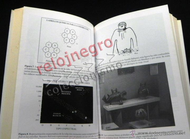 Libros de segunda mano: PRIMER CONTACTO LA BÚSQUEDA DE INTELIGENCIA EXTRATERRESTRE - ASTRONOMÍA EXOBIOLOGÍA OVNIS SETI LIBRO - Foto 6 - 42697830