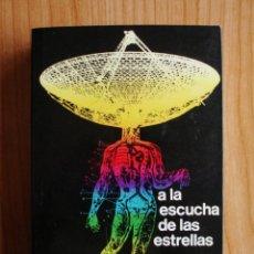 Libros de segunda mano: DUNCAN LUNAN - A LA ESCUCHA DE LAS ESTRELLAS (ED. ARGOS, 1977). Lote 42714639