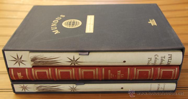 MUNDUS NOVUS ET VETERUS - EDICION NUMERADA LIMITADA AGOTADA -COSMOGRAFIA PTOLOMEO (Libros de Segunda Mano - Ciencias, Manuales y Oficios - Astronomía)