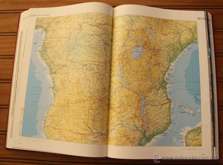 Libros de segunda mano: MUNDUS NOVUS ET VETERUS - EDICION NUMERADA LIMITADA AGOTADA -COSMOGRAFIA PTOLOMEO - Foto 8 - 43480245