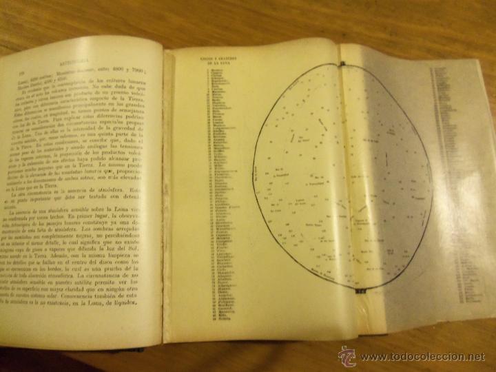Libros de segunda mano: ASTRONOMIA, por José Comas Solá - RARA EDICION - Edit. Sopena - 1939 - ESPAÑA - Foto 3 - 44662480