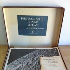 Libros de segunda mano: PHOTOGRAPHIC LUNAR ATLAS. EDITED BY GERARD P.KUIPER. --- ATLAS LUNAR. 229 LÁMINAS ---. Lote 53741248