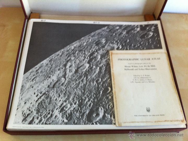 Libros de segunda mano: PHOTOGRAPHIC LUNAR ATLAS. EDITED BY GERARD P.KUIPER. --- ATLAS LUNAR. 229 LÁMINAS --- - Foto 4 - 53741248