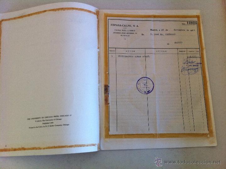 Libros de segunda mano: PHOTOGRAPHIC LUNAR ATLAS. EDITED BY GERARD P.KUIPER. --- ATLAS LUNAR. 229 LÁMINAS --- - Foto 9 - 53741248