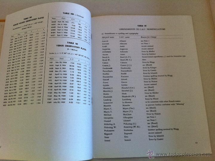 Libros de segunda mano: PHOTOGRAPHIC LUNAR ATLAS. EDITED BY GERARD P.KUIPER. --- ATLAS LUNAR. 229 LÁMINAS --- - Foto 12 - 53741248