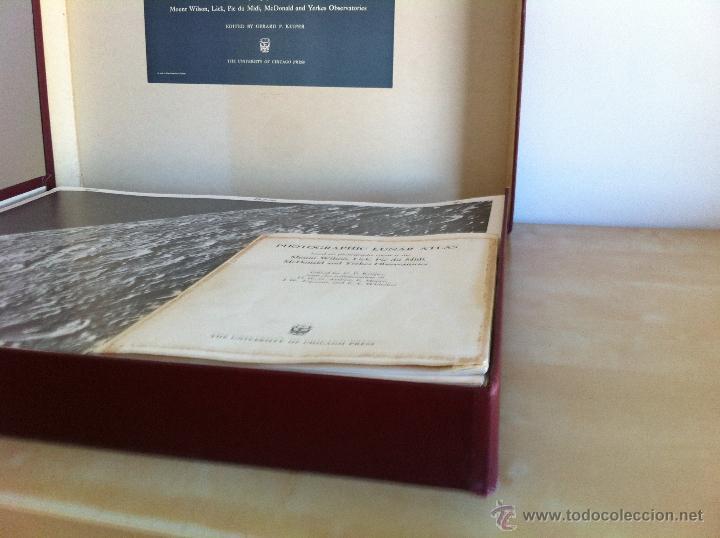 Libros de segunda mano: PHOTOGRAPHIC LUNAR ATLAS. EDITED BY GERARD P.KUIPER. --- ATLAS LUNAR. 229 LÁMINAS --- - Foto 18 - 53741248