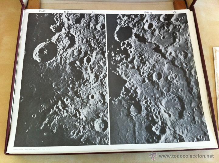 Libros de segunda mano: PHOTOGRAPHIC LUNAR ATLAS. EDITED BY GERARD P.KUIPER. --- ATLAS LUNAR. 229 LÁMINAS --- - Foto 20 - 53741248