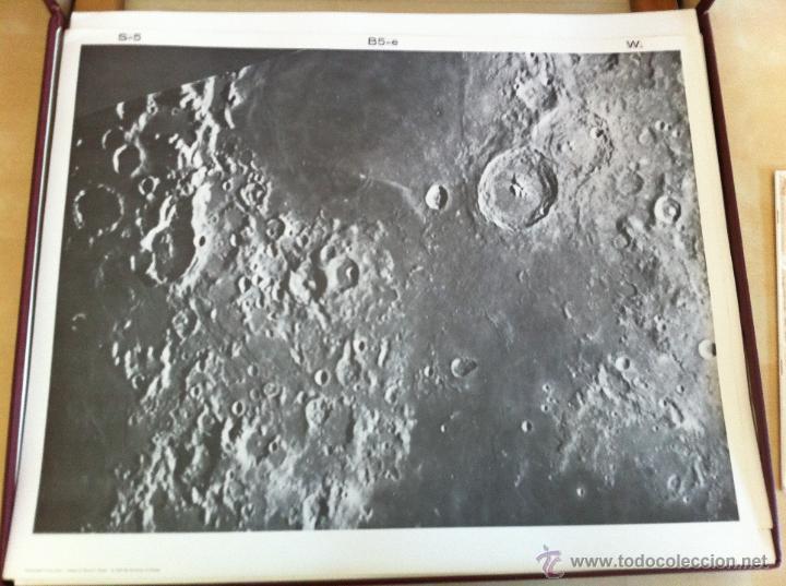 Libros de segunda mano: PHOTOGRAPHIC LUNAR ATLAS. EDITED BY GERARD P.KUIPER. --- ATLAS LUNAR. 229 LÁMINAS --- - Foto 21 - 53741248