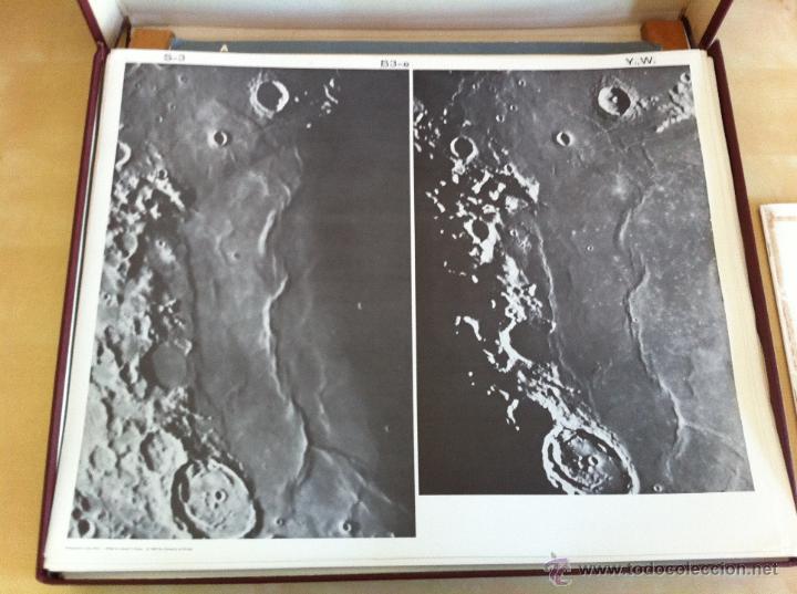 Libros de segunda mano: PHOTOGRAPHIC LUNAR ATLAS. EDITED BY GERARD P.KUIPER. --- ATLAS LUNAR. 229 LÁMINAS --- - Foto 23 - 53741248