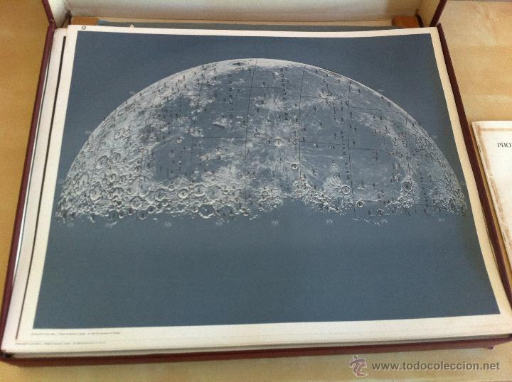 Libros de segunda mano: PHOTOGRAPHIC LUNAR ATLAS. EDITED BY GERARD P.KUIPER. --- ATLAS LUNAR. 229 LÁMINAS --- - Foto 28 - 53741248
