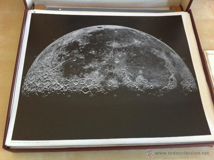 Libros de segunda mano: PHOTOGRAPHIC LUNAR ATLAS. EDITED BY GERARD P.KUIPER. --- ATLAS LUNAR. 229 LÁMINAS --- - Foto 29 - 53741248