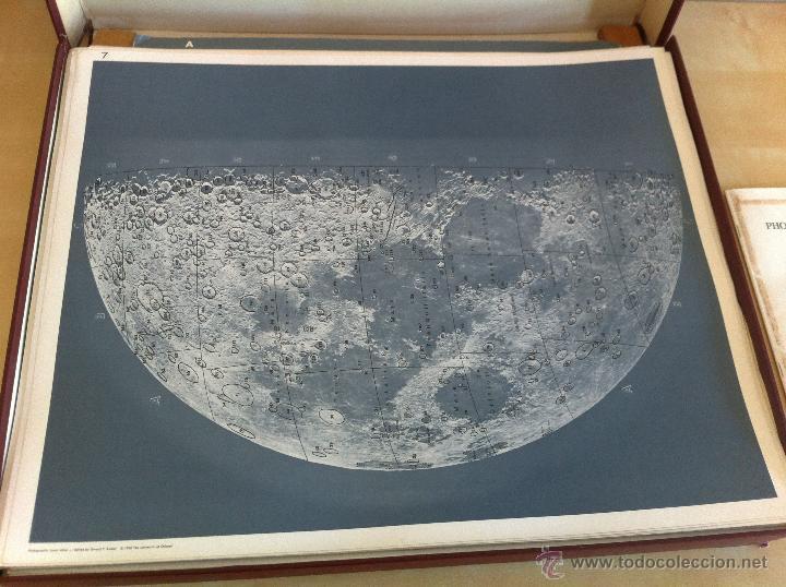 Libros de segunda mano: PHOTOGRAPHIC LUNAR ATLAS. EDITED BY GERARD P.KUIPER. --- ATLAS LUNAR. 229 LÁMINAS --- - Foto 30 - 53741248