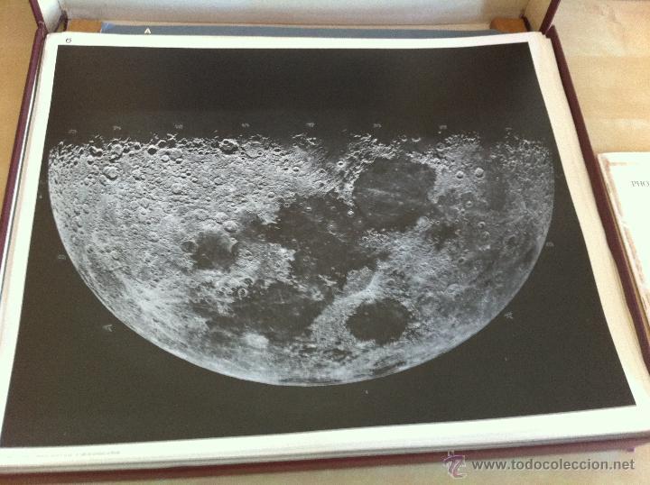 Libros de segunda mano: PHOTOGRAPHIC LUNAR ATLAS. EDITED BY GERARD P.KUIPER. --- ATLAS LUNAR. 229 LÁMINAS --- - Foto 31 - 53741248
