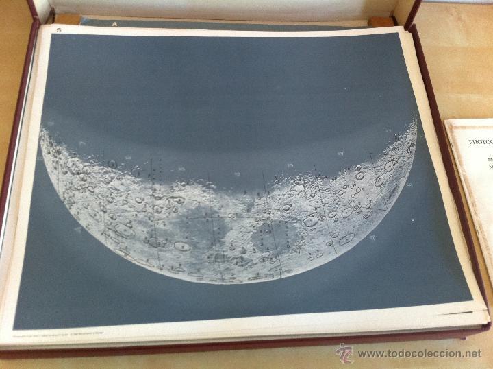 Libros de segunda mano: PHOTOGRAPHIC LUNAR ATLAS. EDITED BY GERARD P.KUIPER. --- ATLAS LUNAR. 229 LÁMINAS --- - Foto 32 - 53741248