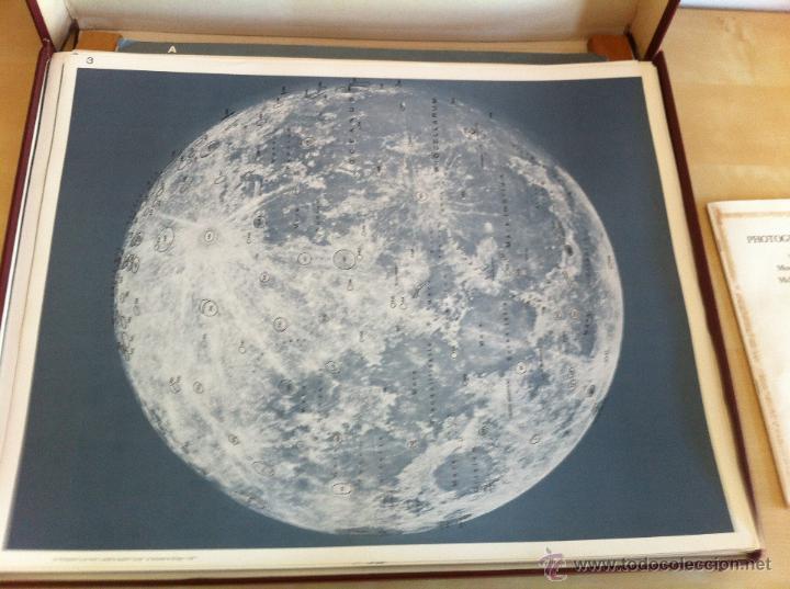 Libros de segunda mano: PHOTOGRAPHIC LUNAR ATLAS. EDITED BY GERARD P.KUIPER. --- ATLAS LUNAR. 229 LÁMINAS --- - Foto 34 - 53741248