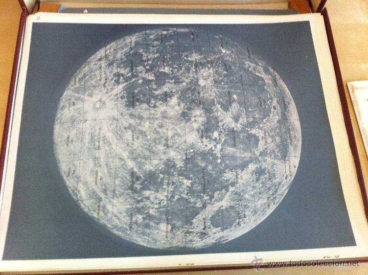 Libros de segunda mano: PHOTOGRAPHIC LUNAR ATLAS. EDITED BY GERARD P.KUIPER. --- ATLAS LUNAR. 229 LÁMINAS --- - Foto 35 - 53741248