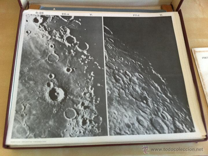 Libros de segunda mano: PHOTOGRAPHIC LUNAR ATLAS. EDITED BY GERARD P.KUIPER. --- ATLAS LUNAR. 229 LÁMINAS --- - Foto 39 - 53741248