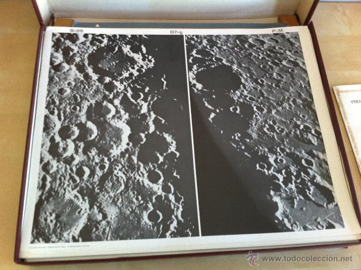 Libros de segunda mano: PHOTOGRAPHIC LUNAR ATLAS. EDITED BY GERARD P.KUIPER. --- ATLAS LUNAR. 229 LÁMINAS --- - Foto 42 - 53741248