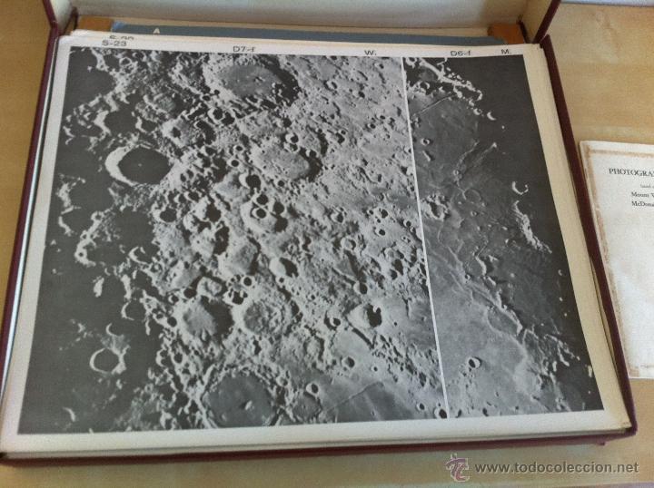 Libros de segunda mano: PHOTOGRAPHIC LUNAR ATLAS. EDITED BY GERARD P.KUIPER. --- ATLAS LUNAR. 229 LÁMINAS --- - Foto 44 - 53741248